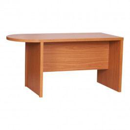 Zasedací stůl s obloukem, třešeň, OSCAR T03