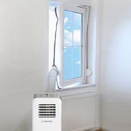Těsnění oken pro mobilní klimatizace