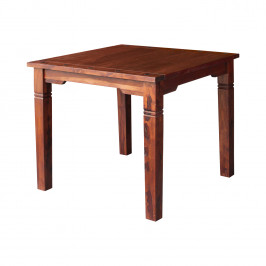Jídelní stůl 90x90 HAVANA lak