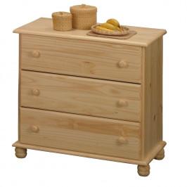 Prádelník 3 zásuvky 8013
