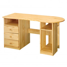 PC stůl 8843 lakovaný