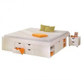 TILL multifunkční postel 140x200