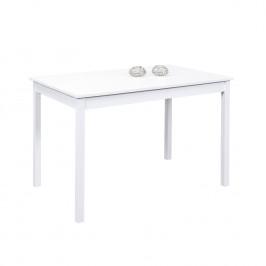 Jídelní stůl PALE bílý lak