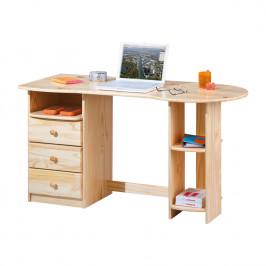PC stůl TOUCHROUND lak