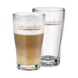 WMF Sklenice na Latte Macchiato set 2 ks Barista