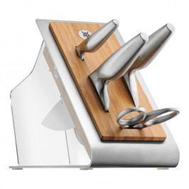 WMF Sada nožů s blokem 5dílná Chef's Edition PC