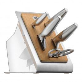 WMF Sada nožů s blokem 6dílná Chef's Edition PC