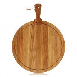 Boska Kulaté dřevěné prkénko na sýr Friends L
