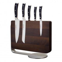 WÜSTHOF Akční sada nožů s magnetickým blokem 7dílná Classic Ikon