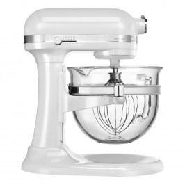KitchenAid Kuchyňský robot Artisan se skleněnou mísou 6,0 l matně perlová