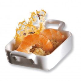 REVOL Mini čtverhranná zapékací miska V 0,05 l Belle Cuisine