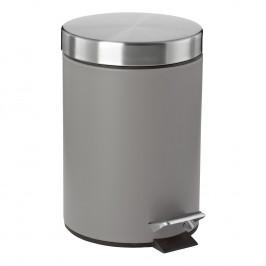 ZONE Pedálový odpadkový koš 3 l grey