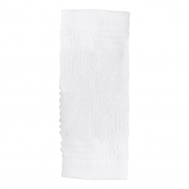 ZONE Ručník na obličej 30 x 30 cm white CLASSIC