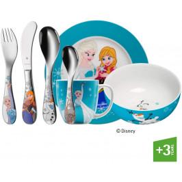 WMF Dětský jídelní set 7dílný Frozen ©Disney