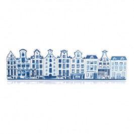 Boska Keramické prkénko na sýr a čokoládu Delft Blue