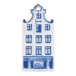 Boska Keramické prkénko na sýr Gouda Delft Blue