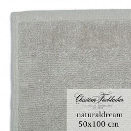 Christian Fischbacher Ručník 50 x 100 cm pískový NaturalDream, Fischbacher