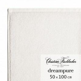 Christian Fischbacher Ručník 50 x 100 cm křídový Dreampure, Fischbacher