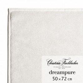 Christian Fischbacher Koupelnová předložka 50 x 72 cm křídová Dreampure, Fischbacher