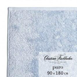 Christian Fischbacher Osuška 90 x 180 cm světle modrá Puro, Fischbacher