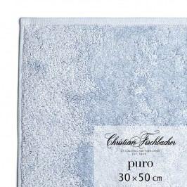 Christian Fischbacher Ručník pro hosty 30 x 50 cm světle modrý Puro, Fischbacher
