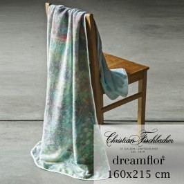 Christian Fischbacher Osuška velká 160 x 215 cm Giverny Dreamflor®, Fischbacher