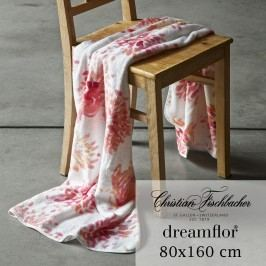 Christian Fischbacher Osuška 80 x 160 cm Zinnia Dreamflor®, Fischbacher