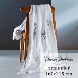 Christian Fischbacher Osuška velká 160 x 215 cm Sommerwiese Dreamflor®, Fischbacher