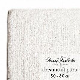 Christian Fischbacher Koupelnový kobereček 50 x 80 cm křídový Dreamtuft Puro, Fischbacher