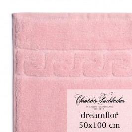 Christian Fischbacher Ručník 50 x 100 cm růžový Dreamflor®, Fischbacher