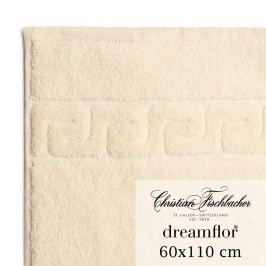 Christian Fischbacher Ručník velký 60 x 110 cm slonová kost Dreamflor®, Fischbacher