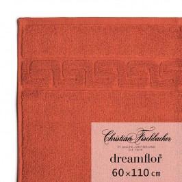 Christian Fischbacher Ručník velký 60 x 110 cm šarlatový Dreamflor®, Fischbacher