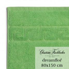 Christian Fischbacher Osuška 80 x 150 cm zelená Dreamflor®, Fischbacher