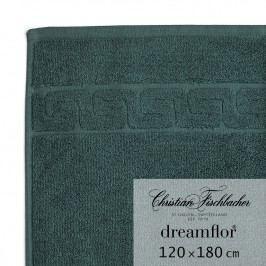 Christian Fischbacher Osuška velká 120 x 180 cm smaragdová Dreamflor®, Fischbacher