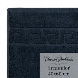Christian Fischbacher Ručník pro hosty velký 40 x 60 cm temně modrý Dreamflor®, Fischbacher