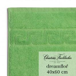 Christian Fischbacher Ručník pro hosty velký 40 x 60 cm zelený Dreamflor®, Fischbacher