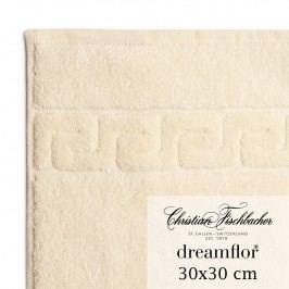 Christian Fischbacher Ručník na ruce/obličej 30 x 30 cm slonová kost Dreamflor®, Fischbacher