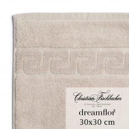 Christian Fischbacher Ručník na ruce/obličej 30 x 30 cm kašmírový Dreamflor®, Fischbacher