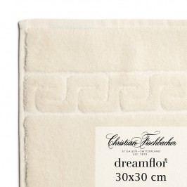 Christian Fischbacher Ručník na ruce/obličej 30 x 30 cm krémový Dreamflor®, Fischbacher