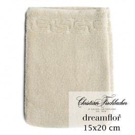 Christian Fischbacher Žínka 15 x 20 cm písková Dreamflor®, Fischbacher