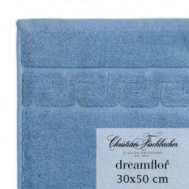 Christian Fischbacher Ručník pro hosty 30 x 50 cm jeans blue Dreamflor®, Fischbacher