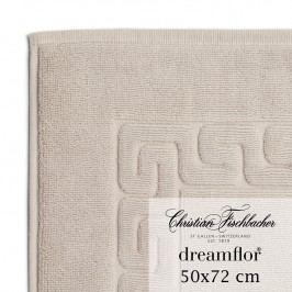 Christian Fischbacher Koupelnová předložka 50 x 72 cm kašmírová Dreamflor®, Fischbacher