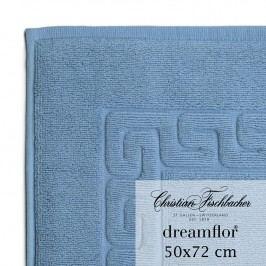 Christian Fischbacher Koupelnová předložka 50 x 72 cm jeans blue Dreamflor®, Fischbacher