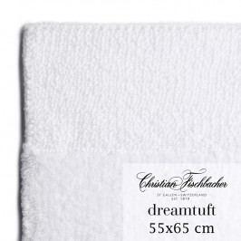 Christian Fischbacher Koupelnový kobereček 55 x 65 cm bílý Dreamtuft, Fischbacher