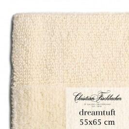 Christian Fischbacher Koupelnový kobereček 55 x 65 cm slonová kost Dreamtuft, Fischbacher
