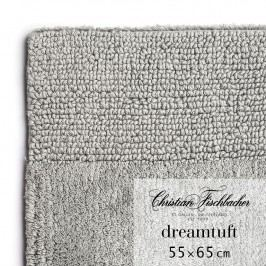 Christian Fischbacher Koupelnový kobereček 55 x 65 cm grafitový Dreamtuft, Fischbacher