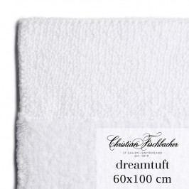 Christian Fischbacher Koupelnový kobereček 60 x 100 cm bílý Dreamtuft, Fischbacher