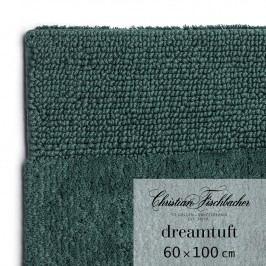 Christian Fischbacher Koupelnový kobereček 60 x 100 cm smaragdový Dreamtuft, Fischbacher