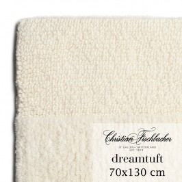Christian Fischbacher Koupelnový kobereček 70 x 130 cm krémový Dreamtuft, Fischbacher