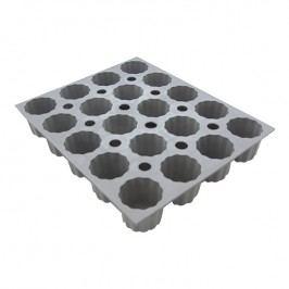 de Buyer Profi silikonová forma na 20 mini báboviček canelé Ø 3,5 cm Elastomoule®